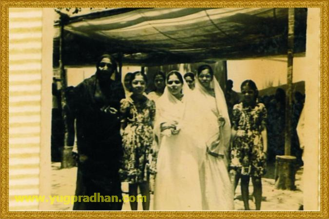 Chandrashekarvijayji Childhood